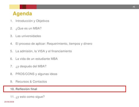 Credit Suisse Mba Fellowship by Presentacion Mba En Usa 20jun2008 Argentina