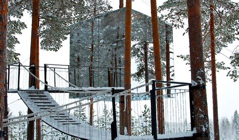 tree hotel sweden the treehotel in sweden sara elman