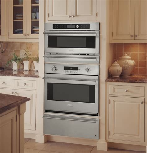 Wall Oven With Microwave And Warming Drawer by Monogram Zsc1202jss 30 Inch Single Electric Wall Oven With