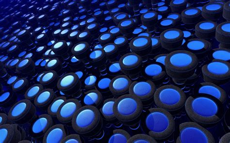 wallpaper abstrak 3d koleksi wallpaper biru 3d abstrak keren wallpaper