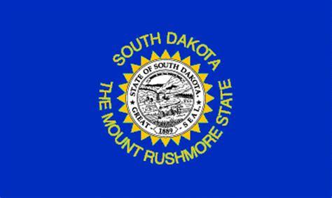 flag south dakota flags south dakota