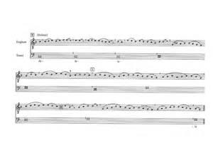 9 Canto V leonin pascha nostrum organum duplum partitura