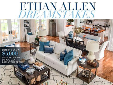 Disney Ethan Allen Sweepstakes - ethan allen 2015 dreamstakes sweepstakes