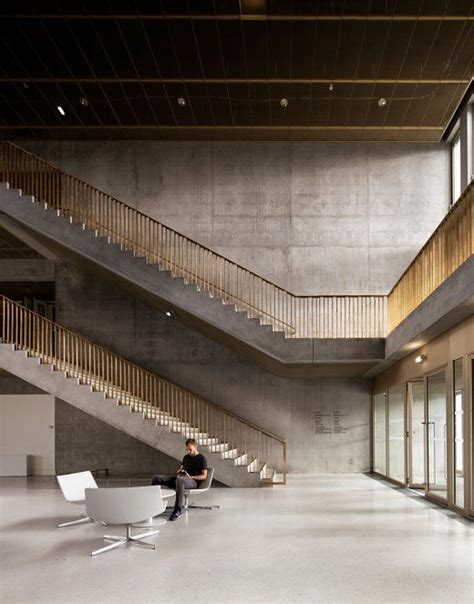 Mba Architects by David Chipperfield Architects Hec Mba Building