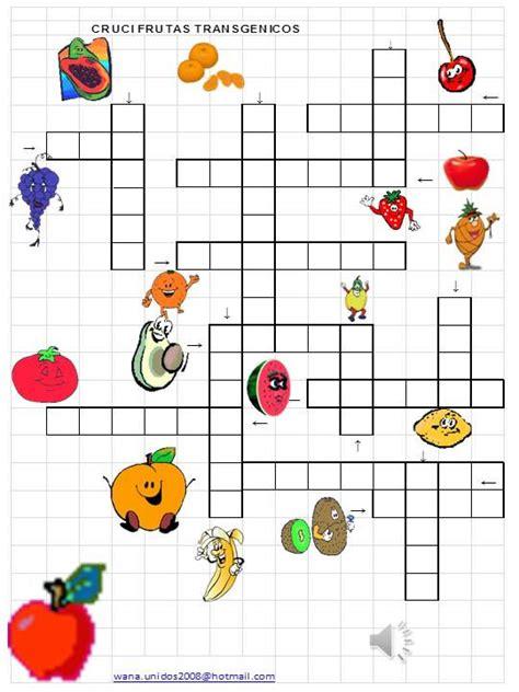 preguntas sin respuestas toby letra crucigrama frutas transg 233 nicos youtube