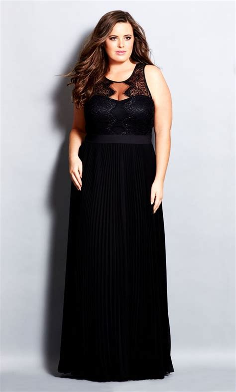 Vanity Plus Size by Absolutely Stunning And Vanity Maxi Dress City Chic Want Style