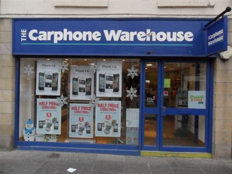 mobile phone shop uk the carphone warehouse in st