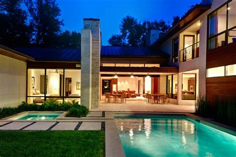 home design story aquadive pool contemporary house plans with courtyards courtyard