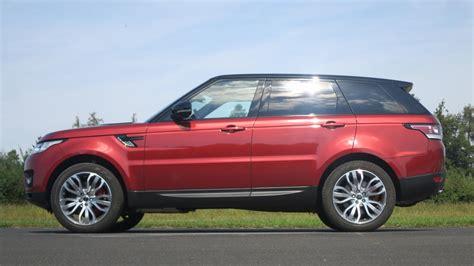land rover range rover sport 2013 angetestet der neue range rover sport 2014 3 0 liter