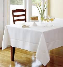 Linen Table Fine Table Linens For Summer Linen Tablecloth Selections