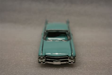 Pinehurst Cadillac by Images M2 1959 Cadillac Series 62 Pinehurst Green