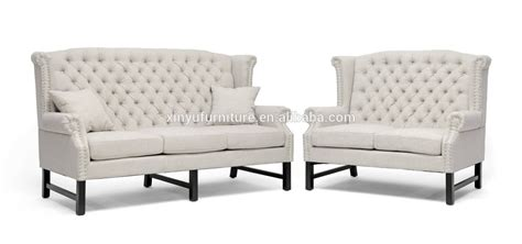 high couch elegant high back 2 3 seater wedding sofa xy0380 buy