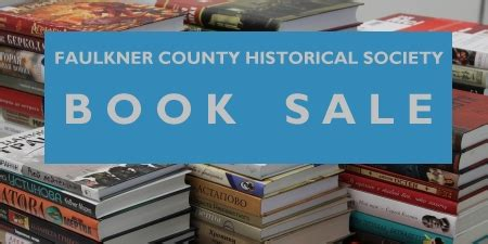 faulkner county historical society