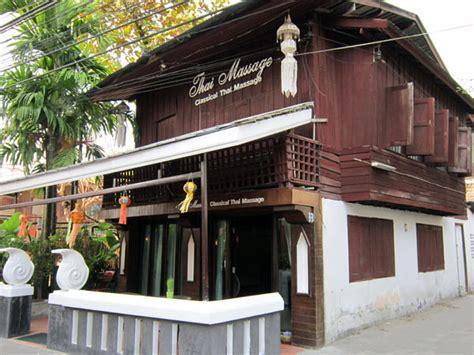 thai thai house classicak thai massage chang thai house chiang mai