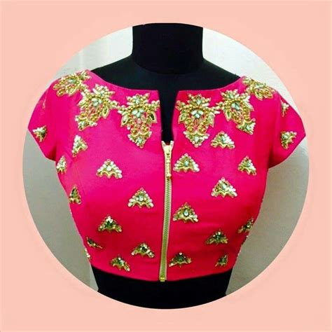 design zip saree blouse designs 5 unique must have saree blouse styles