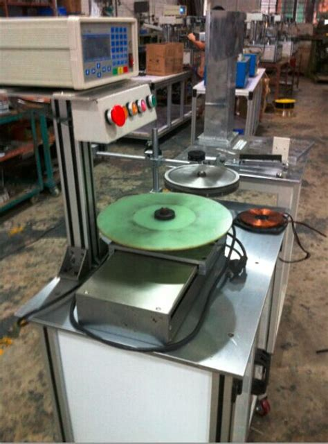 induction cooking machine cooking heater coil winding machine induction cooktop production equipment