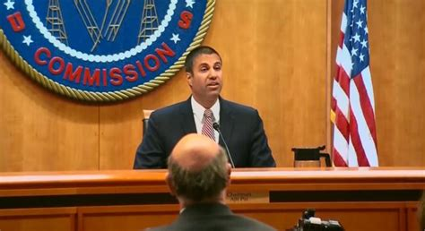 ajit pai live stream fcc forced to evacuate moments before vote on net