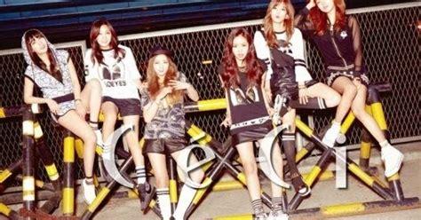 Pop Nosh Preggers Popbytes 6 by Apink Show Their Sporty Look For Ceci Daily K Pop News