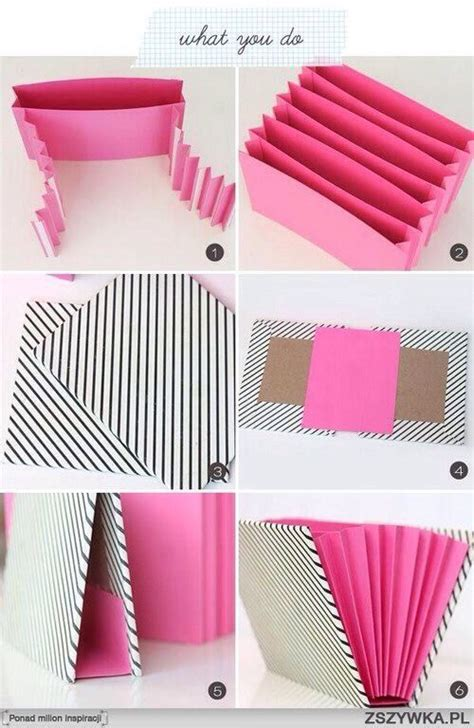 How To Make Paper File - diy file folder cool diy crafts file
