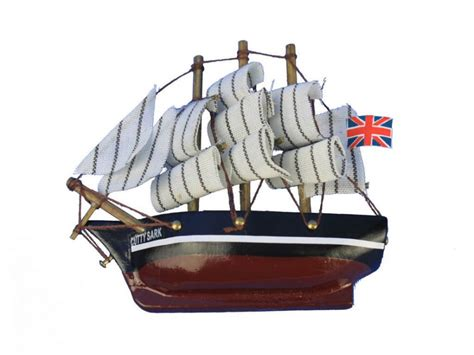 Cutty Sark Clipper Handmade Wooden - buy wooden cutty sark model clipper ship magnet 4
