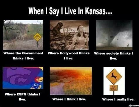 Kansas Meme - i hate hearing wizard of oz jokes funny quotes
