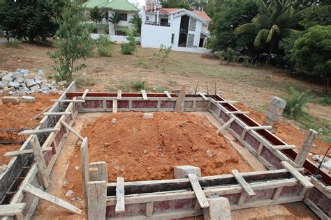how to level a house building house in india step by step