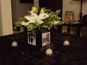 picture frame wedding centerpieces frame and flower centerpiece wedding ideas