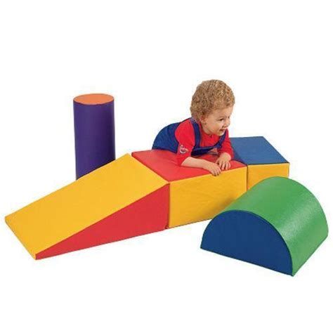 Time To Play Grabbers Foam Book soft play ebay