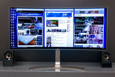 Displayport To Tv by Lg 38uc99 Ultrawide Monitor Review Digital Trends