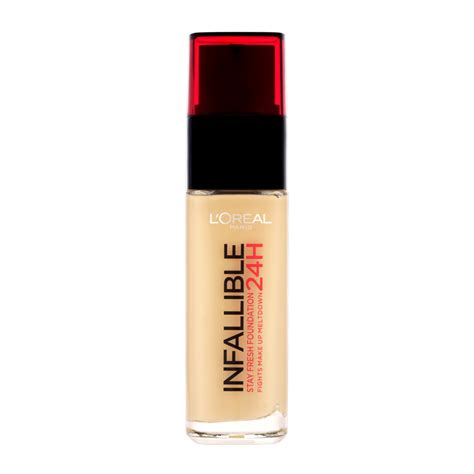Loreal Foundation Infallible l or 233 al infallible lasting perfecting foundation