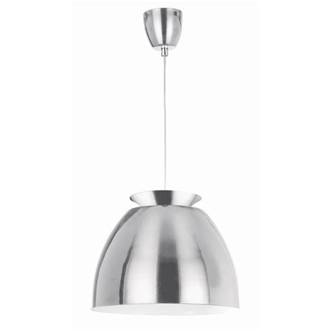 Steel Pendant Lights Searchlight 9870ss Pendants 1 Light Stainless Steel Ceiling Pendant