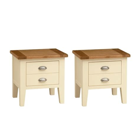 Pair Of Bedside Table Ls Set Of 2 Bedside Ls 28 Images Nightstand Set Of 2 Gray