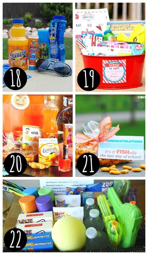 school gift ideas 100 last day of school celebration ideas from the dating