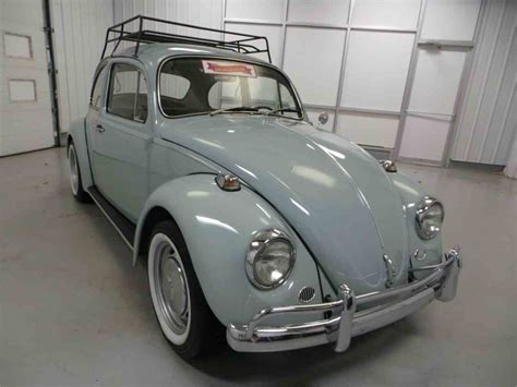 Volkswagen Beetles For Sale by 1967 Volkswagen Beetle For Sale Classiccars Cc 914072