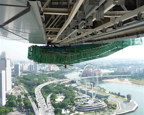 Tiket Sky Park Singapore marina bay sands skypark singapore