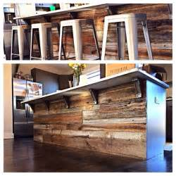 reclaimed wood kitchen islands pin by jaime washburn on lake house kitchen ideas