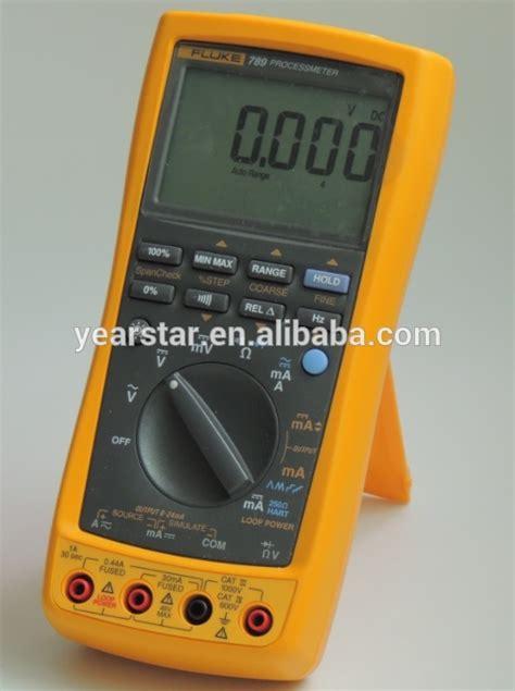Multimeter Fluke 789 process meter fluke 789 buy process meter fluke 789