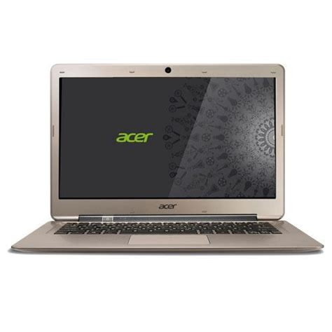 Laptop Acer Aspire S3 Ultrabook I3 acer aspire s3 391 33214g52 13 3 quot i3 4gb 500gb windows 8 ultrabook nx m1fsa 007 mwave
