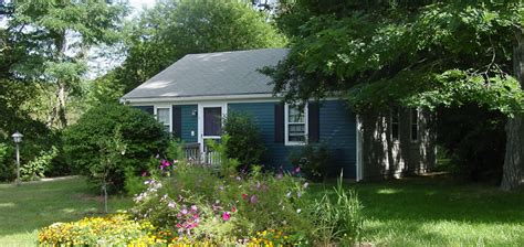 Cape Cod Cottage Rental by Eastham Cottage Vacation Rental Back To Nature Rentals