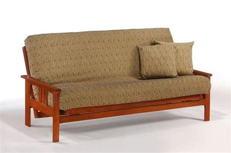 Futon Bed Wood Frame by Futon Frame Solid Wood Monterey Futon Sofa Bed Frame