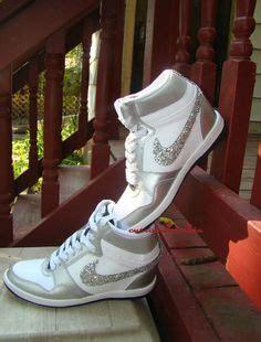Op5073 Cassico Ca 045 Sandal High Heel Wedges Wanita Kode Bimb5550 nike sky hi wedges bling up in ab rhinestones nike swarovski wedding shoes fashion trainers