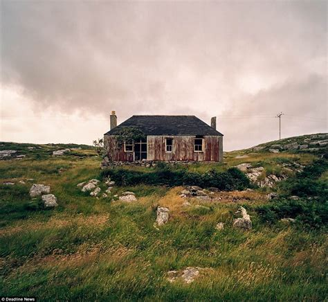 maher s photographs of remote scottish island homes