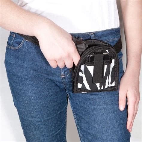 concealed carry waist pack 5 colors