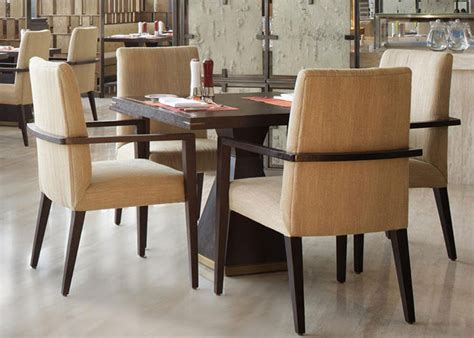 5 Star Hotel Modern Wooden Dining Room Tables High End Restaurant Dining Room Furniture