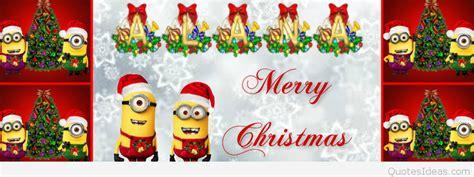 funny minion merry christmas wallpapers sayings