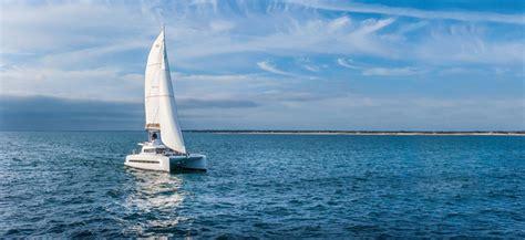 catamaran sailing dubrovnik catamaran bali 4 3 for charter in croatia sailing