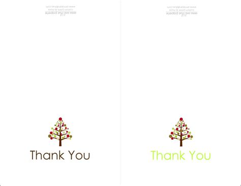 printable thank you cards free printable christmas thank you cards new calendar