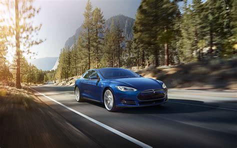 Tesla Wallpaper Tesla Model S 2016 Wallpapers Hd Wallpapers