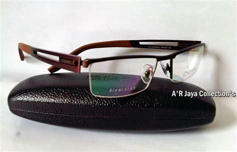 Harga Frame Kacamata Merk Oga jual frame kacamata optik merk oga new sporty a r