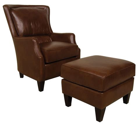 upholstered club chair and ottoman england louis upholstered club chair and ottoman with